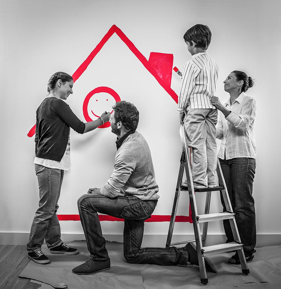 Los expertos profesionales en reparación de averías del hogar de Reparalia te traen ideas, consejos y trucos para adaptar tu casa a la llegada y el crecimiento de niños