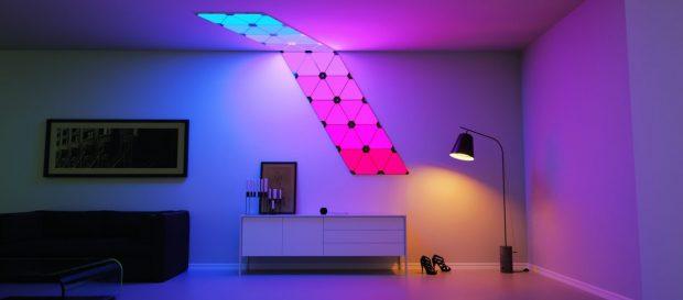 Nanoleaf Aurora es la idea de regalo perfecta para esta Navidad, una recomendación de ahorro para reducir además tu factura de la luz que te traen nuestros electricistas especialistas en iluminación de Reparalia.