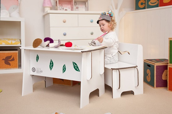 Limpieza un hogar con mucho oficio - Mesas de carton ...