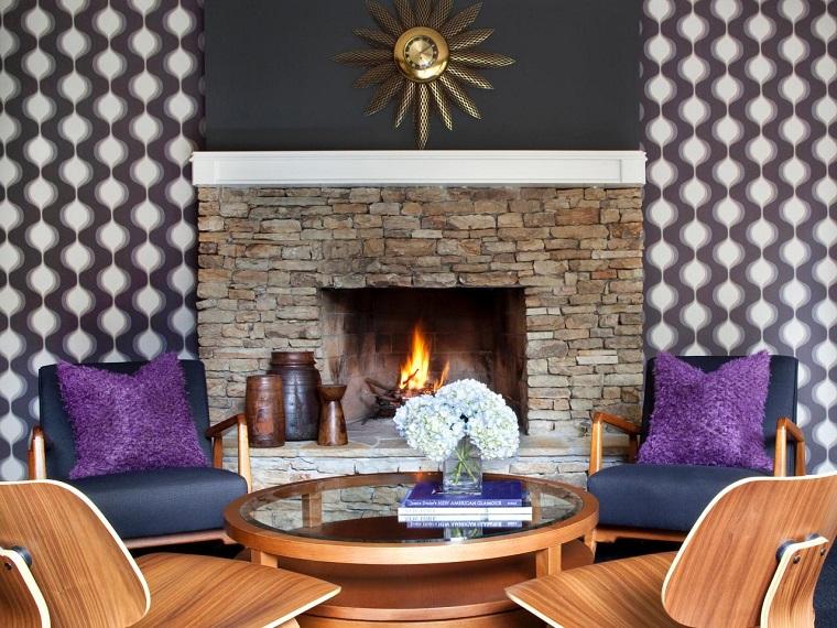 Los profesionales de la reparación de averías y roturas del hogar de Reparalia te traen ideas y mucha inspiración para construir o instalar tu chimenea en casa.