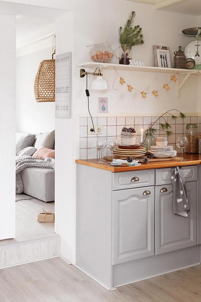 C mo decorar tu hogar con estilo y sutileza esta navidad for Ideas deco estilo
