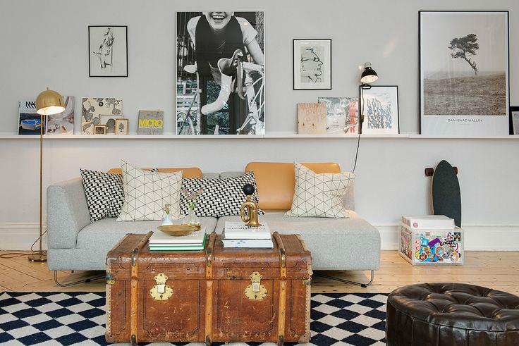 Decoraci n por pa ses 3 el elegante minimalismo n rdico for Decoracion escandinava