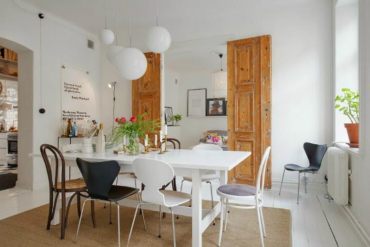 Decoraci n por pa ses 3 el elegante minimalismo n rdico for Entradas de casa ikea