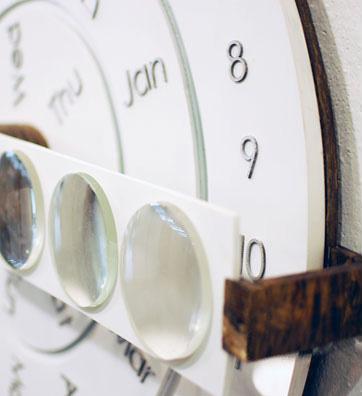 Descubre, de la mano de los expertos en reparaciones de averías y roturas del hogar de Reparalia, los 12 calendarios más originales para 2017