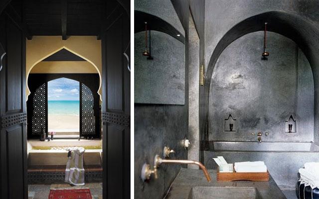 Un hogar con mucho oficio - Casas marroquies ...