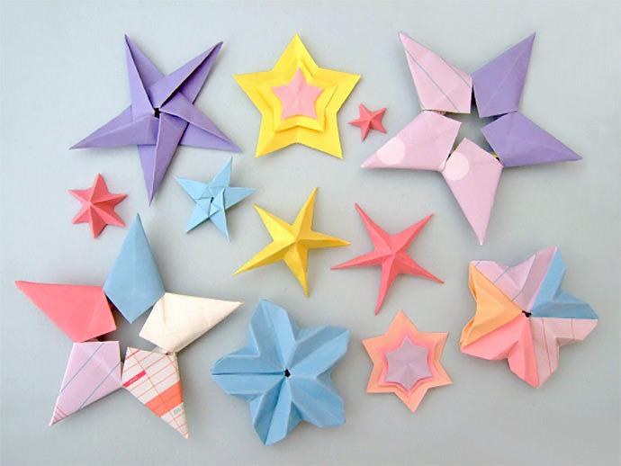3 proyectos de manualidades con origami para regalar - Origami para todos ...