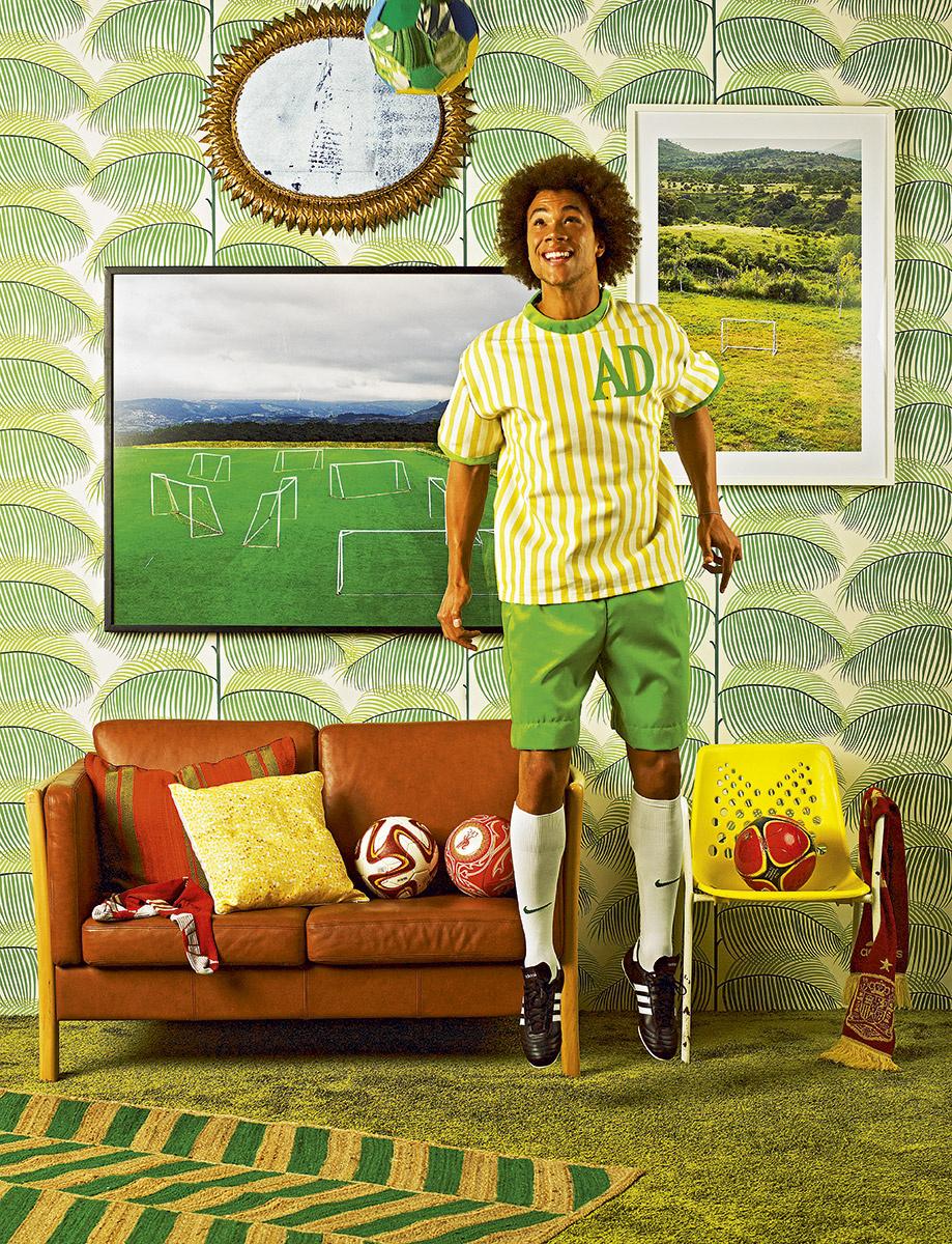 Cómo decorar tu hogar al estilo brasileño, como si tu casa estuviese en Río de Janeiro, Brasilia o cualquier otra estilosa población de Brasil