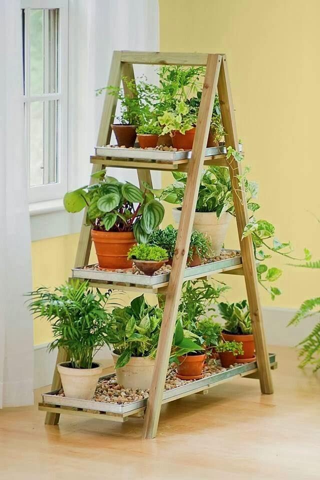 3 Ideas Creativas Y Muchos Motivos Para Decorar Con Plantas Tu - Decoracion-plantas