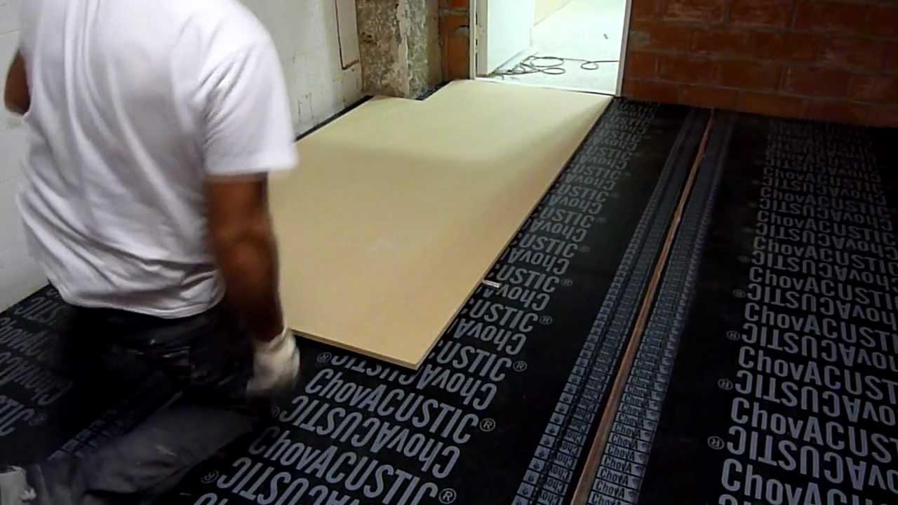 Insonorizaci n c mo preparar tu casa para tocar m sica en - Material aislante para paredes ...