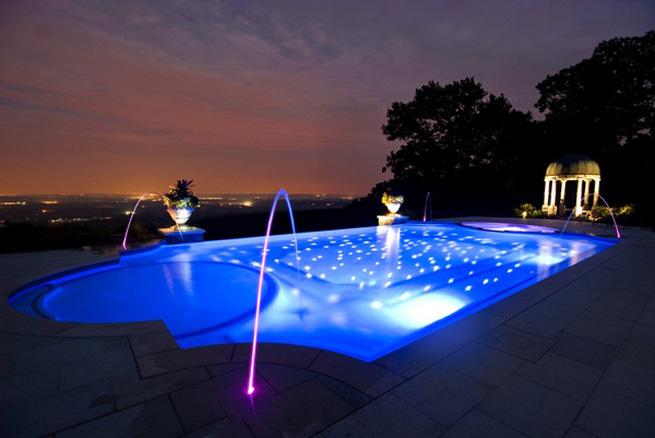 Resultado de imagen para Luces de piscina LED