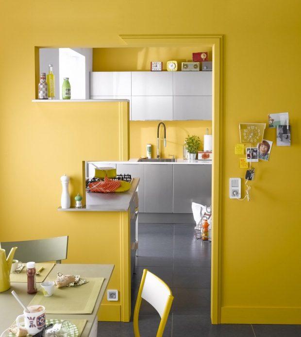 Pintura un hogar con mucho oficio - Tendencias decoracion paredes ...
