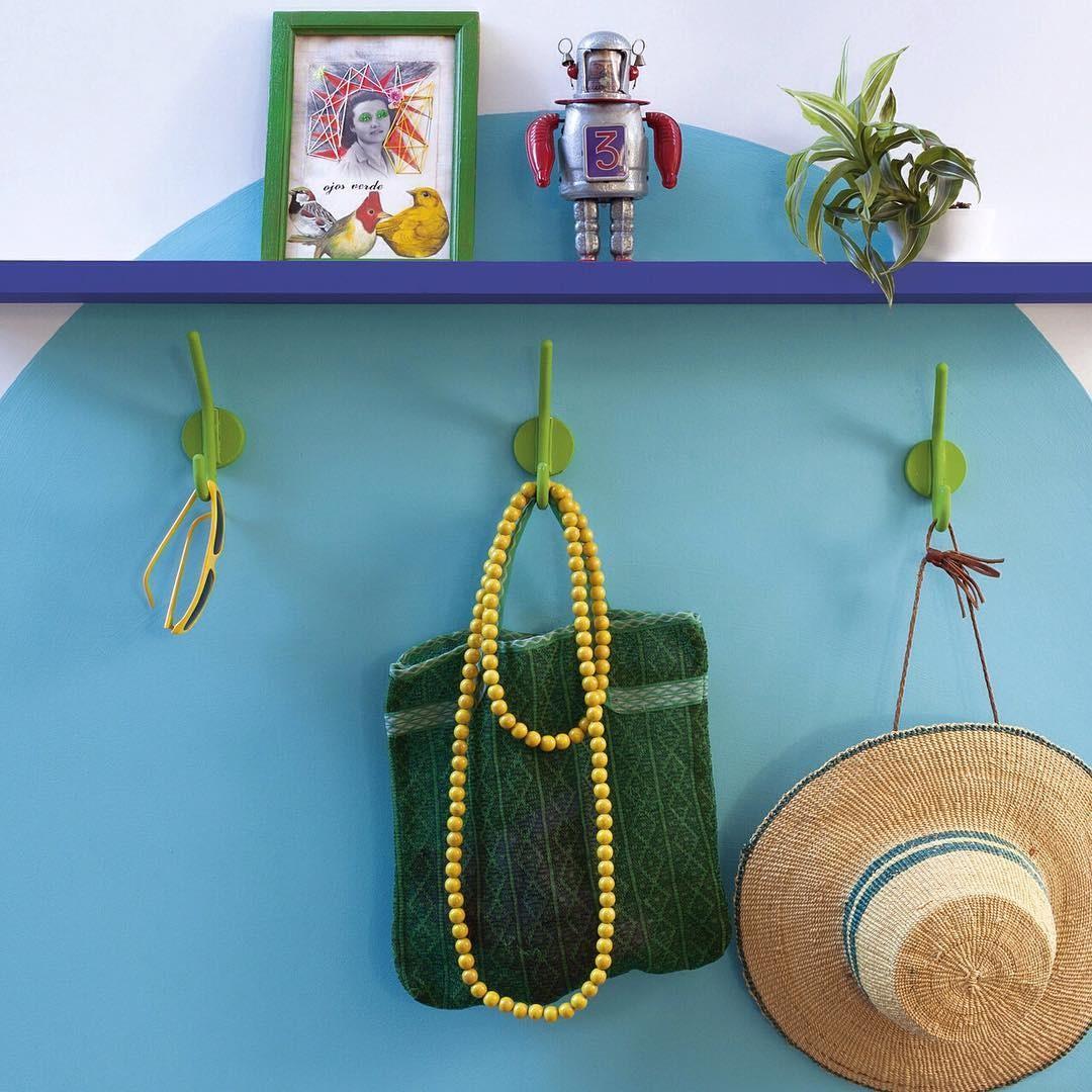 Paredes un hogar con mucho oficio - Colores decoracion 2017 ...