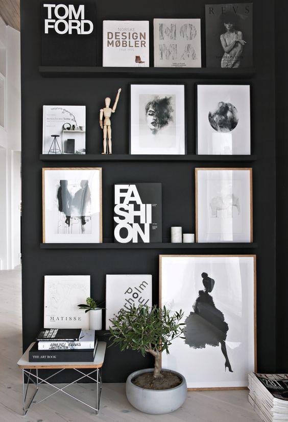 Color un hogar con mucho oficio - Tendencias pintura paredes ...