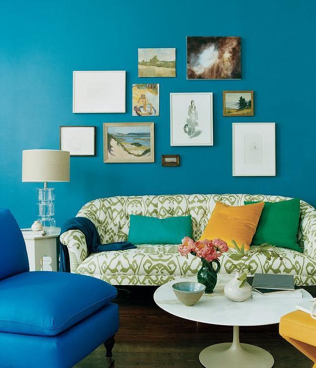 descubre los colores de moda para pintar tus paredes y techos este verano con los