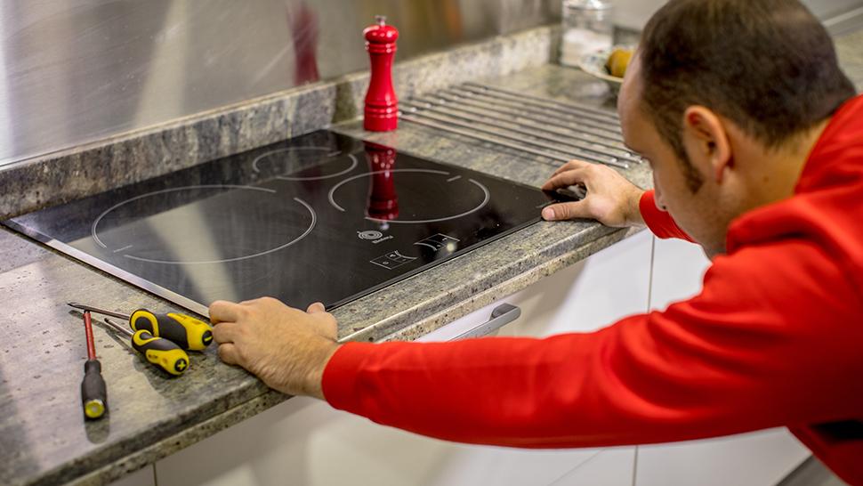 Las cocinas a gas son las que menos consumen y contaminan - Cocinas de gas natural en el corte ingles ...