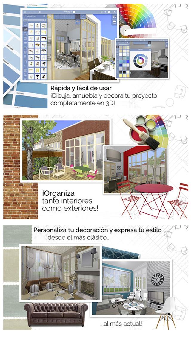Decoraci n un hogar con mucho oficio for App decoracion hogar
