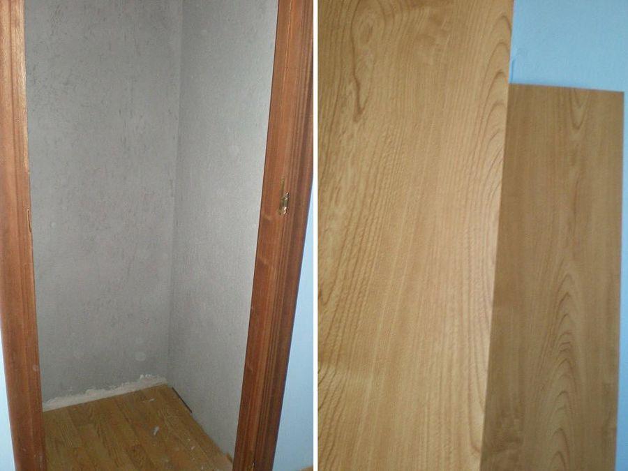 Cmo forrar armarios para renovar tus dormitorios en el cambio de