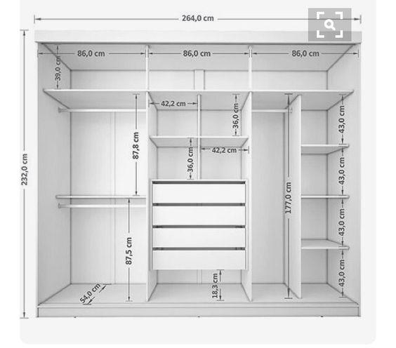 Cómo forrar armarios para renovar tus dormitorios en el cambio de ...