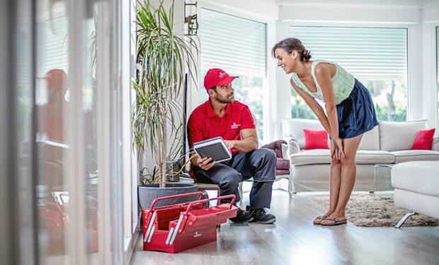 HomeServe expertos en tecnología, protección, configura ión y seguridad de tus dispositivos tecnológicos del hogar con el seguro Ángel Tecnológico