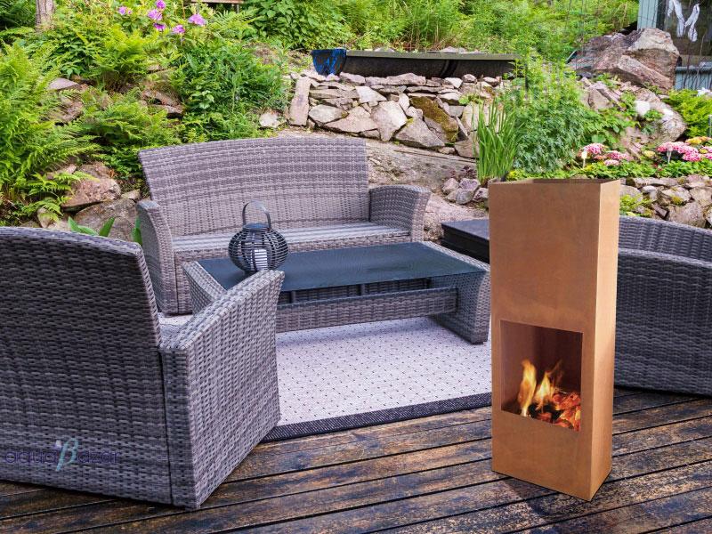 Calderas un hogar con mucho oficio - Estufas para terrazas ...