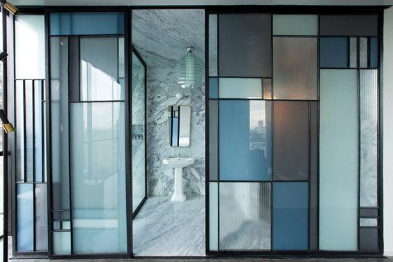 Puertas un hogar con mucho oficio for Puertas corredizas de metal