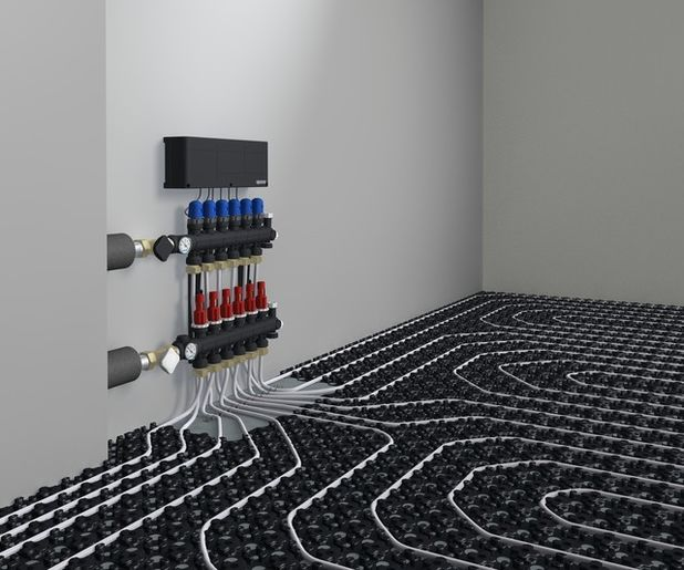Todo lo que necesitas saber sobre el suelo radiante la calefacci n invisible y eficiente un - Poner calefaccion en casa ...