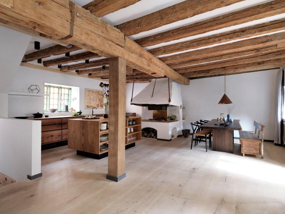 tendencias | Un hogar con mucho oficio