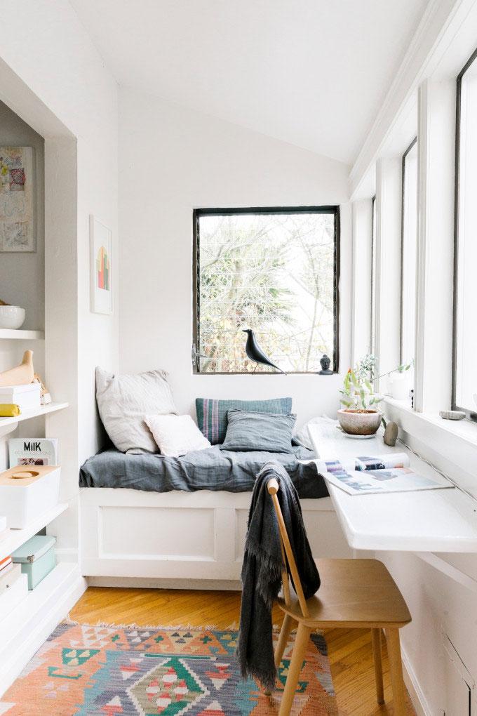 ideas de dormitorio azul brillante 6 Ideas Para Crear Tu Oficina En Casa Si Eres Freelance