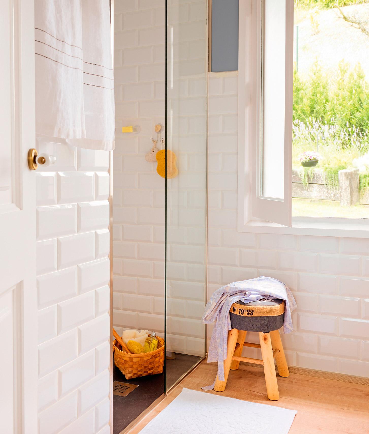 Ba os un hogar con mucho oficio for Ideas deco hogar