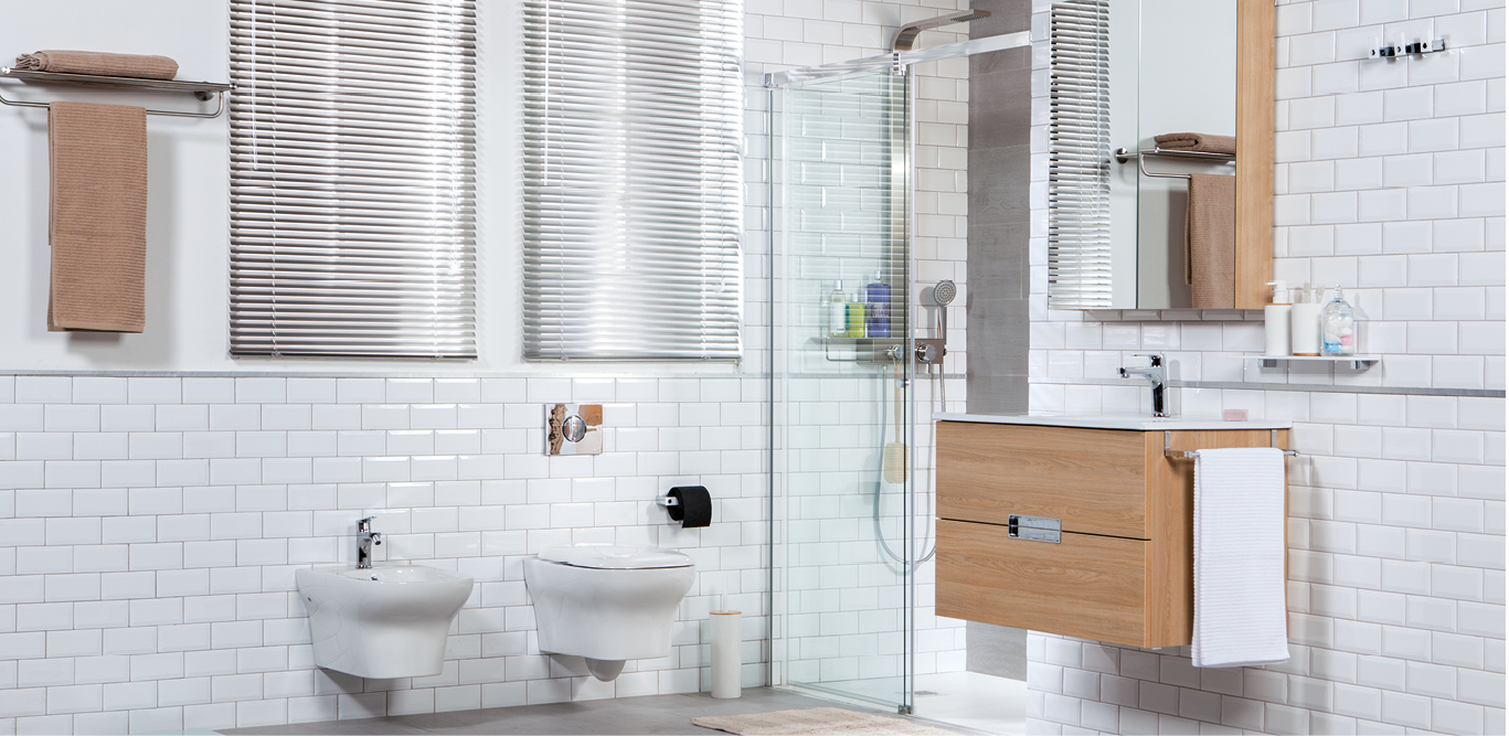 Baños | Un hogar con mucho oficio
