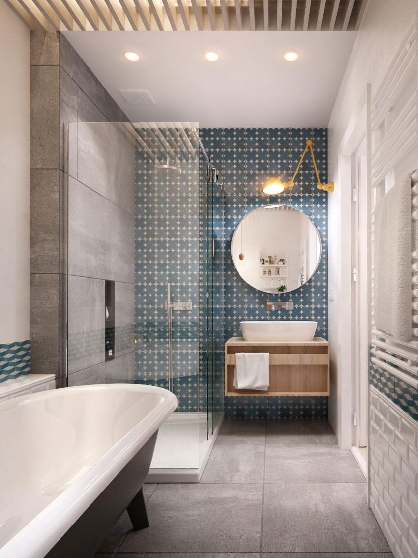 5 trucos e ideas para elegir los azulejos de tu ba o - Azulejos para ducha ...