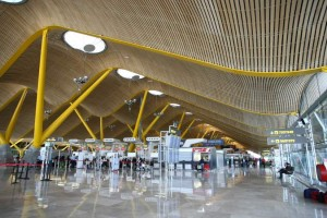 Foto del aeropuerto Adolfo Suárez Madrid-Barajas. (ARCHIVO)