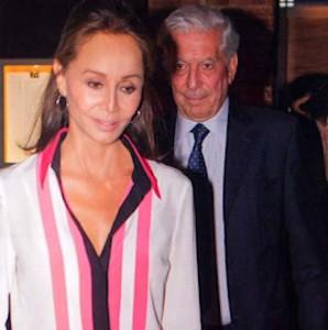 La revista Hola ha publicado este lunes las instantáneas que confirmarían la relación entre el Premio Nobel de Literatura Mario Vargas Llosa e Isabel Preysler.