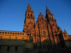 Foto de la Catedral Santiago de Compostela. (ARCHIVO)