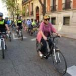 Carmena apuesta por la bici