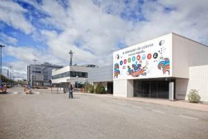 La sede de Telecinco y el grupo Mediaset (Mediaset).