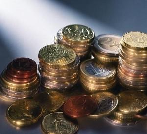 Un montón de monedas de euro (GTRES).