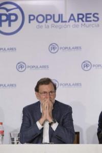 El presidente en funciones, Mariano Rajoy (EFE).