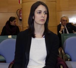 La portavoz del Ayuntamiento de Madrid, Rita Maestre, juzgada por un presunto delito contra los sentimientos religiosos (Javier Lizón/EFE).