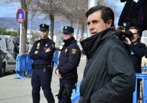 El expresidente balear, Jaume Matas (EFE).