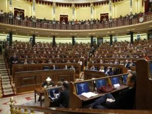 Congreso de los Diputados. (EFE)
