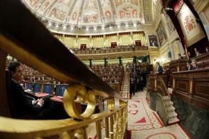 Congreso de los Diputados (Javier Lizón/EFE).