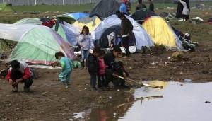 Refugiados (EFE).