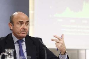 El ministro de Economía, Luis de Guindos (Europa Press).