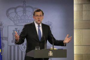 El presidente del Gobierno en funciones, Mariano Rajoy (EFE).