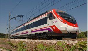 Tren de Renfe (Archivo).
