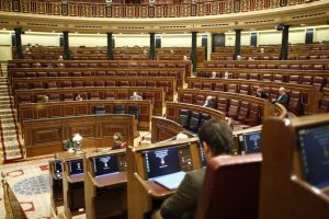 El Congreso de los Diputados (Europa Press).