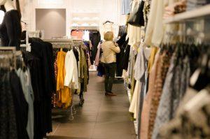 Una tienda de ropa (Europa Press).