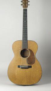 Imagen de una guitarra (Archivo).