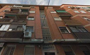 Un bloque de pisos en Madrid (Google maps).
